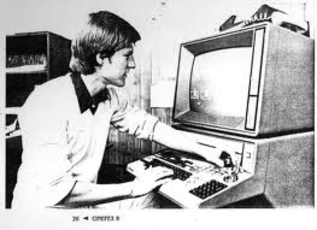 First computer designed for U.S. business
