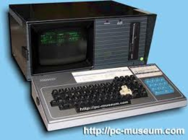First home computer is marketed to hobbyists
