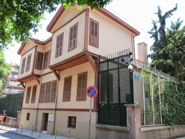 1870 Τουρκικό Προξενείο