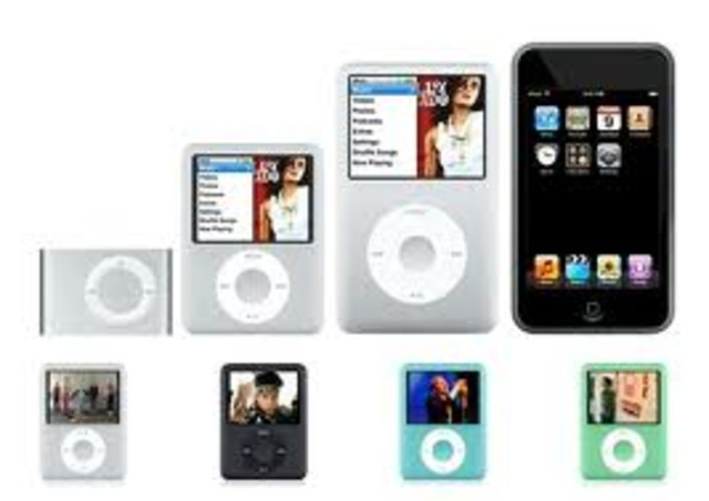 The Ipod is Released