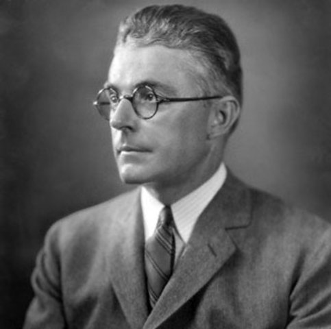 John Broadus Watson (Conductísmo, 1878-1958)