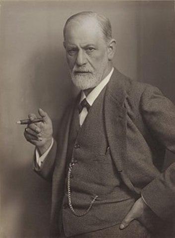 Sigmund freud (Psicoanálisis, 1856-1896)