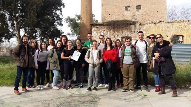 9η Συνάντηση της ομάδας για το θέμα: Σεπόλια-Ψυρρή, περιηγητές στις γειτονιές της πόλης