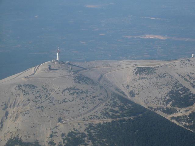 Francesco Petrarch climbs Mont Ventoux
