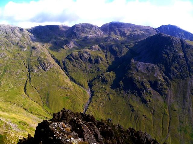 Coleridge ventured onto Sca Fell