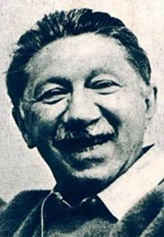 Abraham Maslow (Humanista, 1908-1970