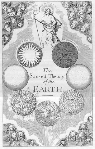 Sacred -theory of the Earth (English Version)