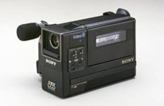 Vídeo cámaras estándar