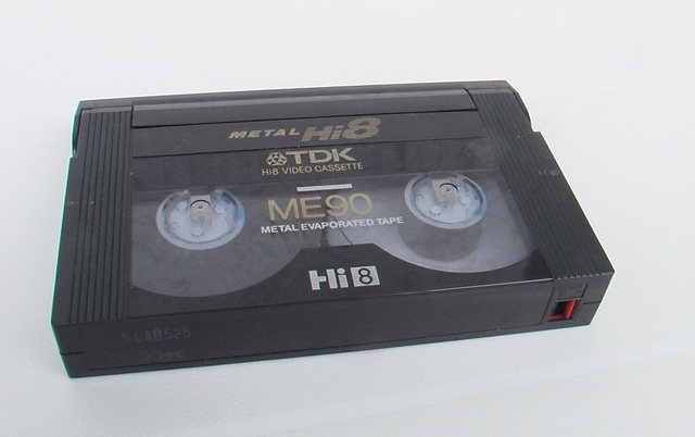 Formato Hi8