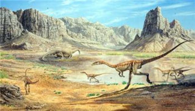 Evolución de los Reptiles y Periodo Triásico