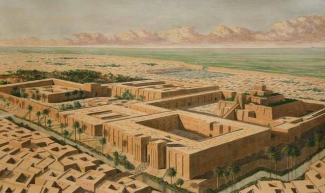 Mesopotàmia (6000 a. C.- 539 a. C.)