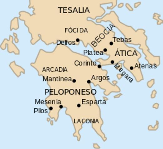 Antiga Grècia