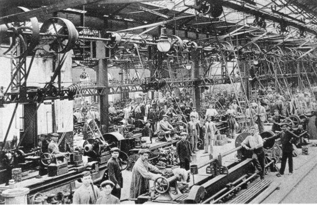 Revolució Industrial (1760-1840)