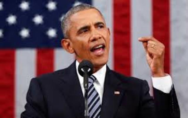 Barack Obama 44è presidents EEUU