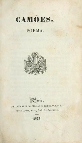 1º quarto do século XIX