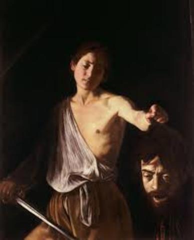 Caravaggio, Davide con la testa di Golia