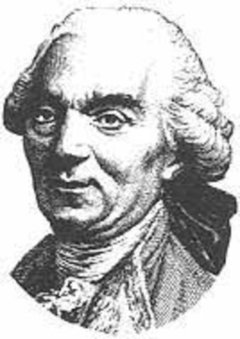 Georges Louis Leclerc, conde de Buffon