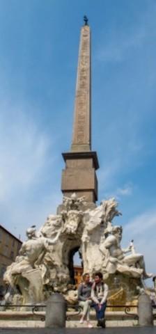 Bernini, Fontana dei fiumi