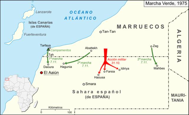 Marcha Verde (Marruecos)