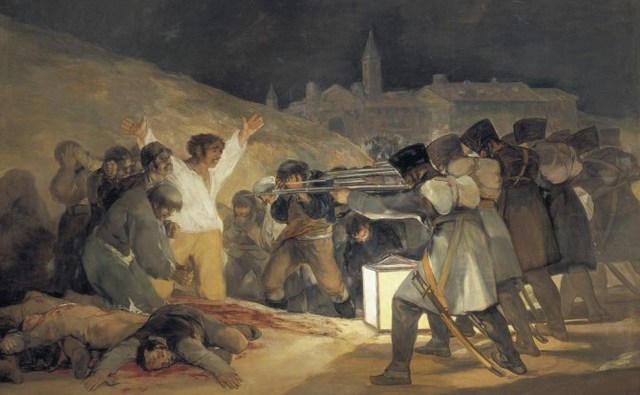 Los fusilamientos del 3 de Mayo