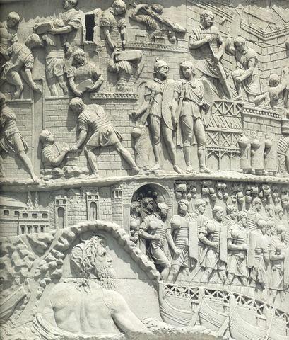 Relieves de la Columna Trajana