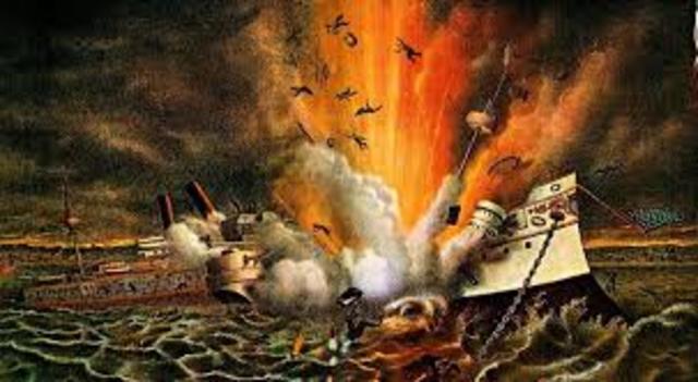 Spanish American War- USS Maine