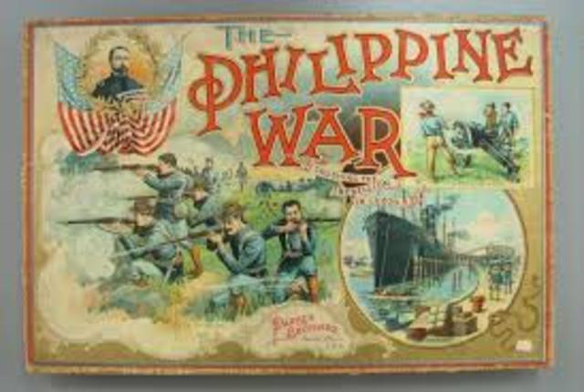 Spanish-American War Philippine Rebellion