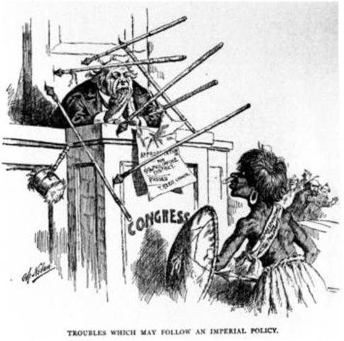 Philippine-American War- Guerrilla Warfare