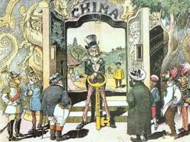China Open Door