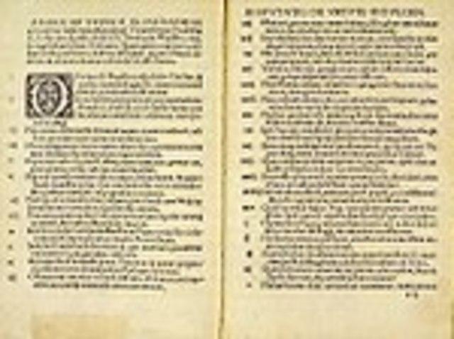 Las 95 tesis de Martín Lutero: Reforma