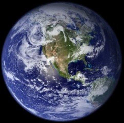 Formação da Terra