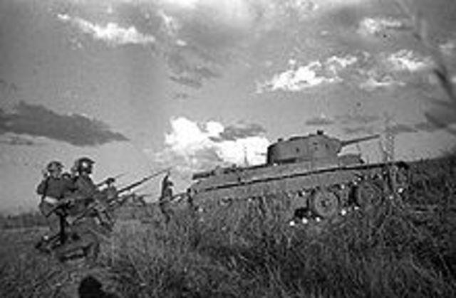 Battle Of Khalkin Gol
