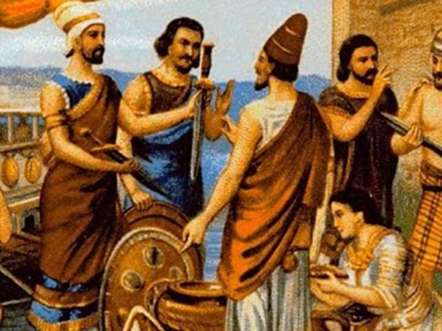 Calidad en la cultura fenicia 3200 a.C - 400 d.C