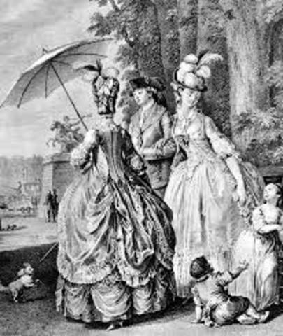 Finales del Siglo XVIII