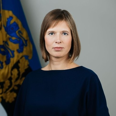Eesti praegune president Kersti Kaljulaid
