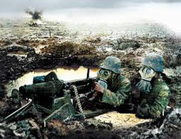Esimese Maailmasõja Lõpp