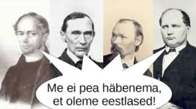Eesti rahvuslik ärkamisaeg