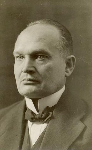 Konstantin Päts sai presidendiks