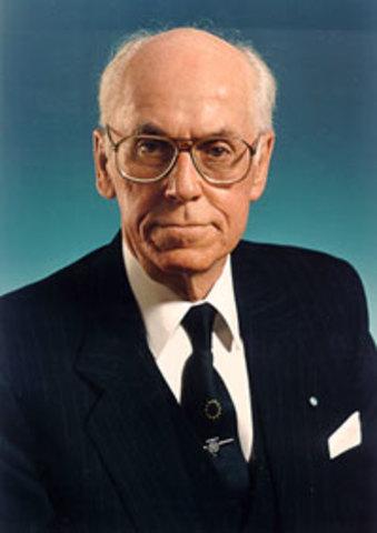 Eesti president Lennart Meri