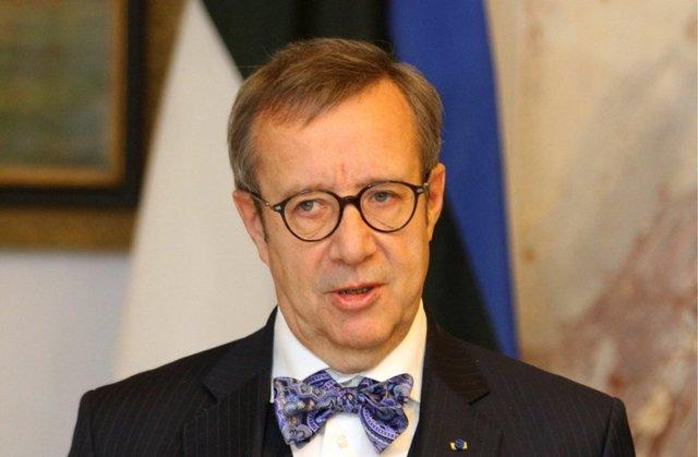 Eesti eelmine president Toomas Hendrik Ilves
