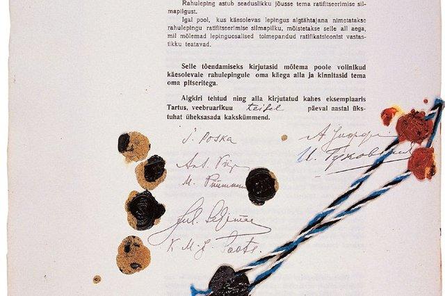 Kirjutati alla rahulepingule