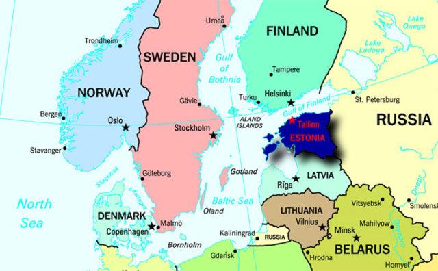 Eesti Euroopas