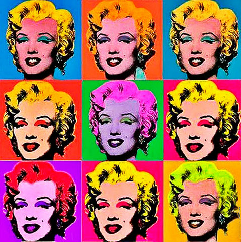 Marilyn Monroe (Warhol)