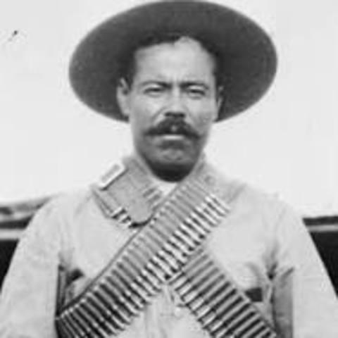 Mexico Pancho Villa