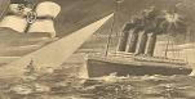 World War I U-Boat