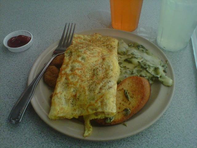 my lunch/brunch