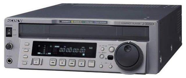 Formato D-1 Sony