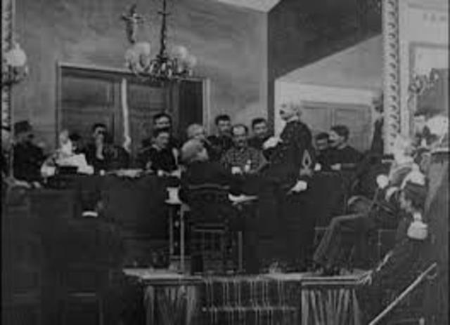 El caso de Dreyfus