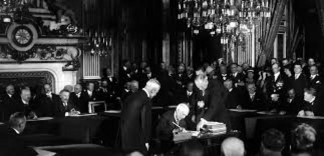 Pact of Paris- Kellogg–Briand Pact