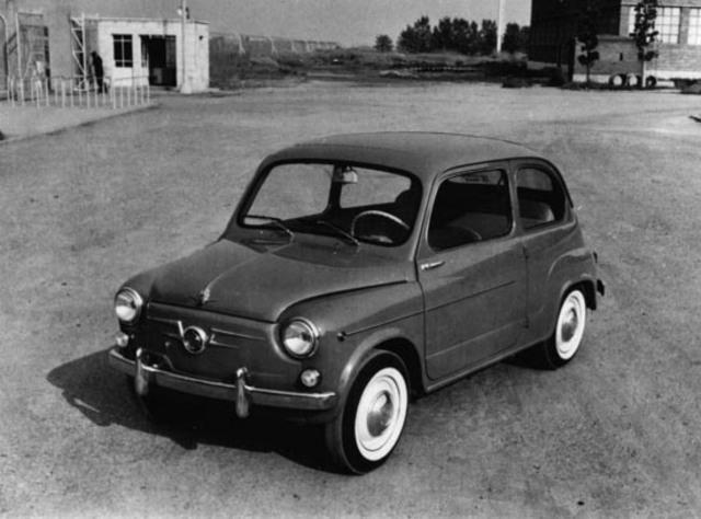 Primer SEAT 600